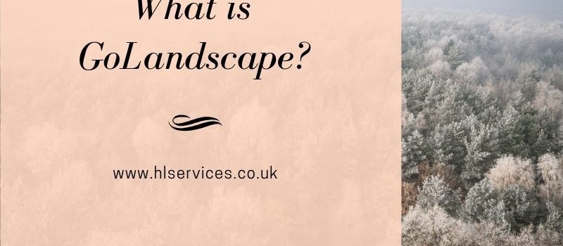 what is golandscape banner