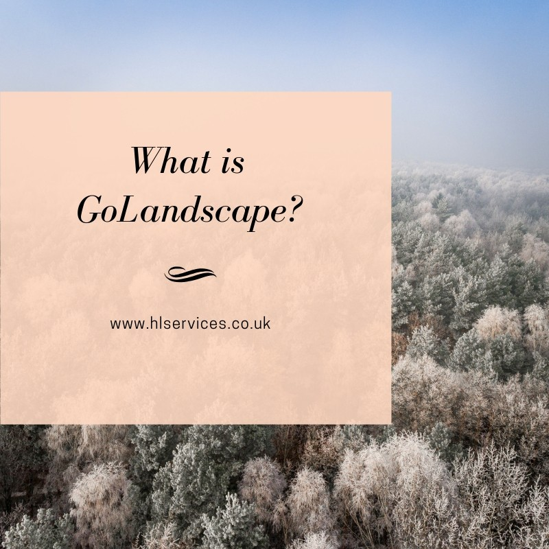 What is GoLandscape?