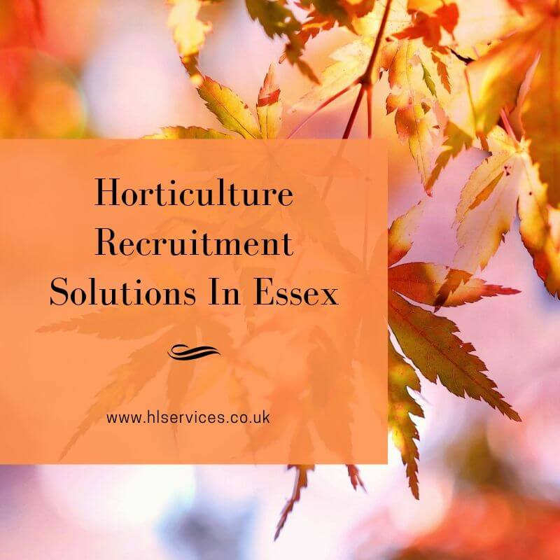 horticulture recruitment solutions in essex banner